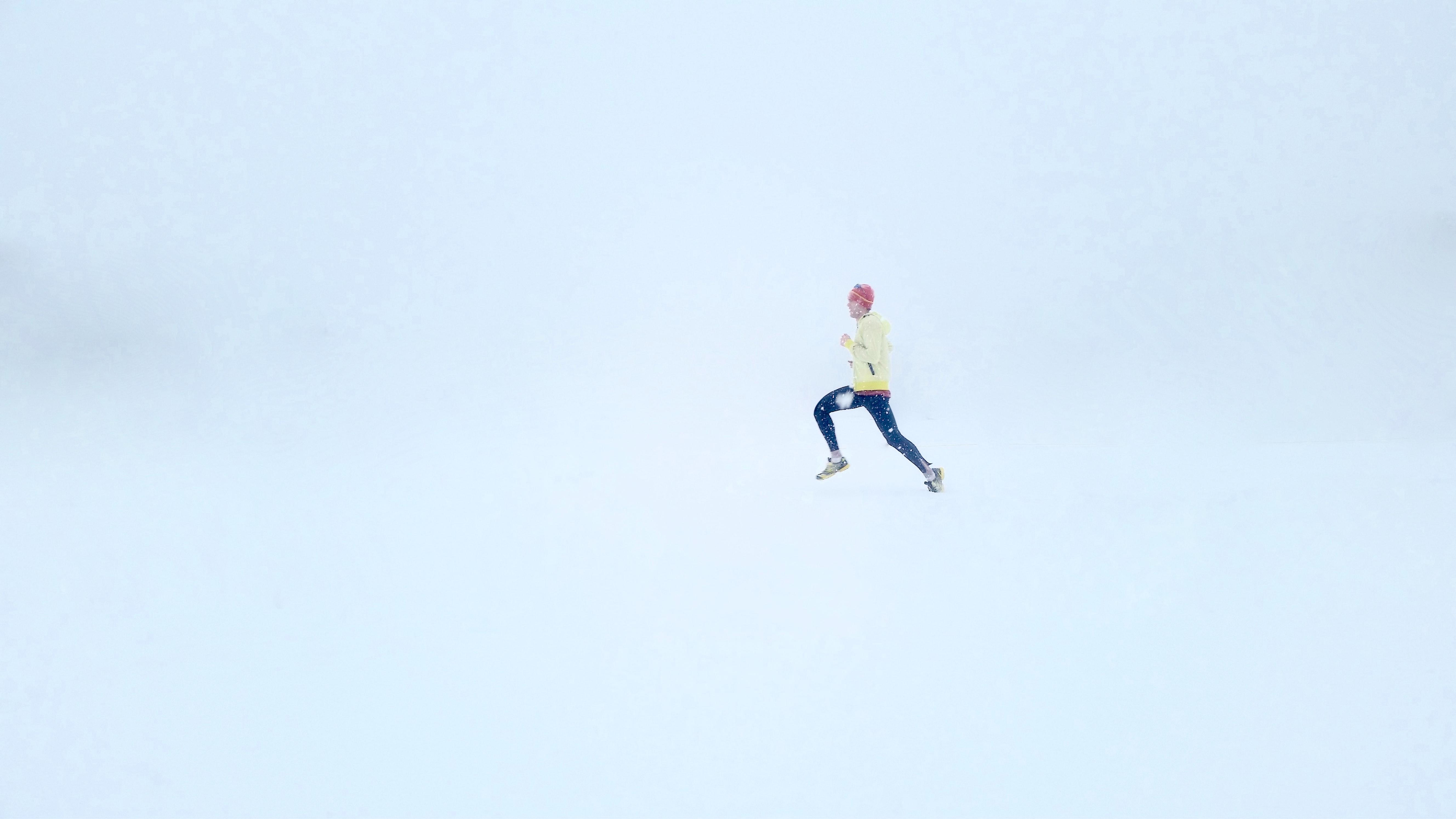 Hardlopen in de winter