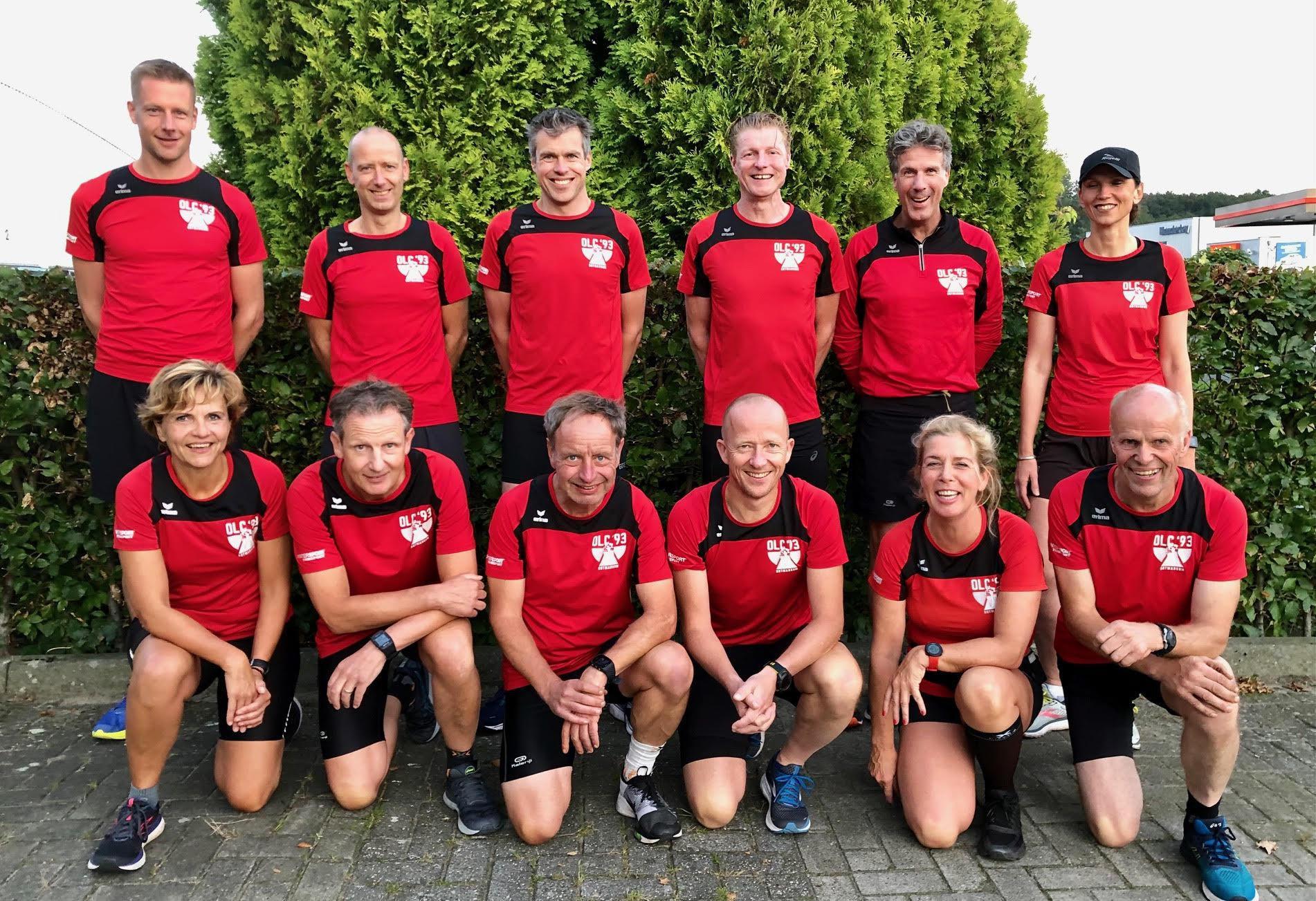 OLC'ers na lange tijd weer op marathon missie in Duitse hoofdstad