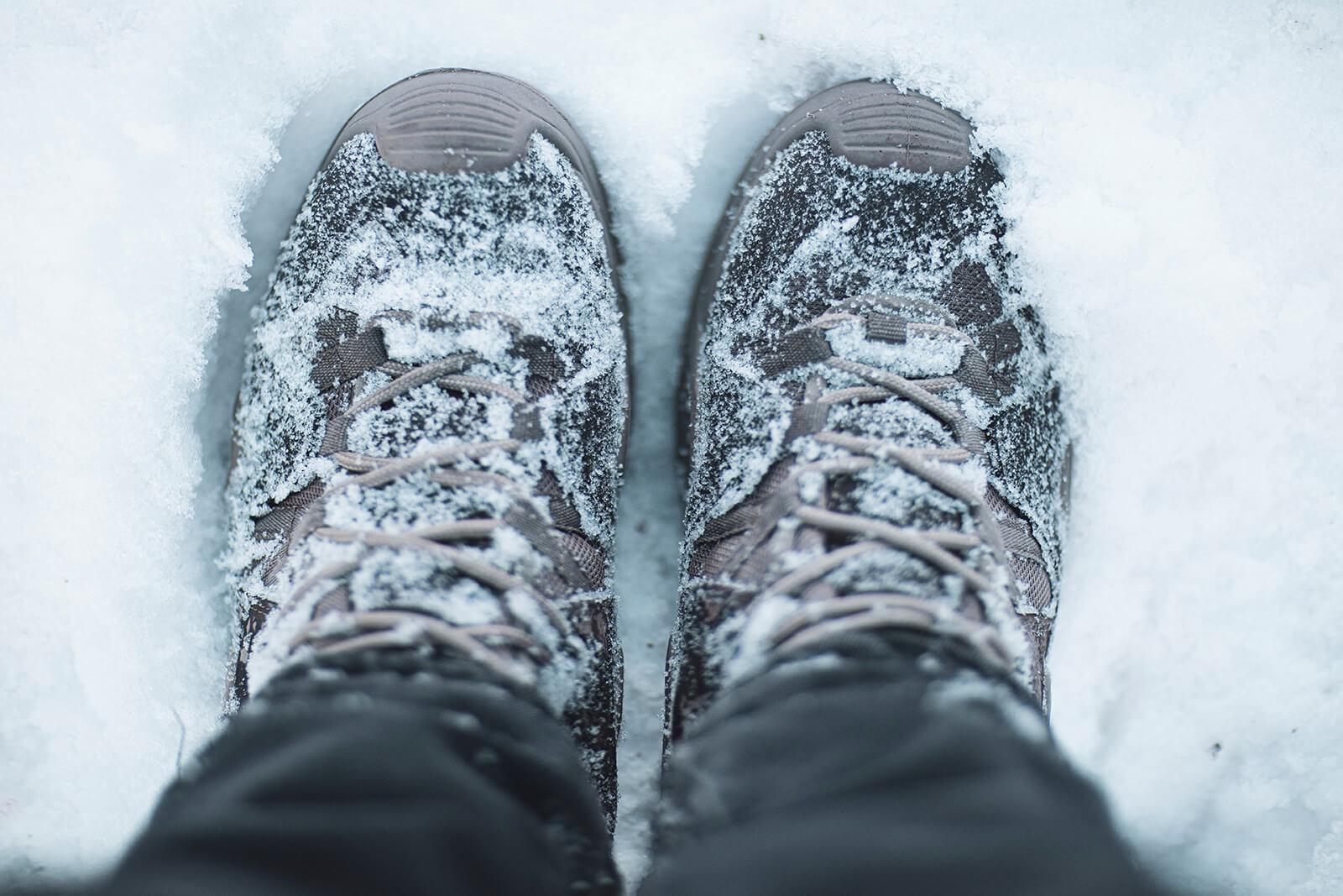Trainingstips in de winter